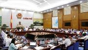 Nhiều nội dung quan trọng trong Nghị quyết phiên họp Chính phủ thường kỳ tháng 4/2018