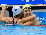 Việt Nam có 6 HC vô địch thế giới bơi lội dành cho người khuyết tật