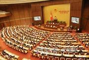 Ngày 14/6, Quốc hội sẽ thông qua hai dự thảo Luật