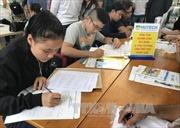 Các thí sinh bắt đầu điều chỉnh nguyện vọng xét tuyển đại học, cao đẳng