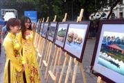 Khai mạc triển lãm ảnh 'Đất nước, con người bè bạn quốc tế'