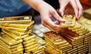 Giá vàng châu Á tăng lên mức cao nhất trong một tuần qua