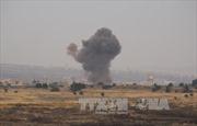 Syria: Israel không kích địa điểm quân sự ở thành phố Misyaf