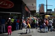 Lạm phát của Venezuela tăng 'chóng mặt'