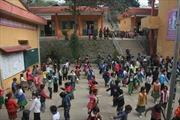 Hiệu quả mô hình trường học bán trú ở vùng cao Si Ma Cai