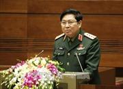 Hoàn thành tốt nhiệm vụ quân sự, quốc phòng và công tác biên phòng 