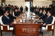 Hàn Quốc đề nghị thời điểm đối thoại liên Triều về Olympic PyeongChang 2018