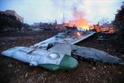 5 máy bay không người lái bị bắn hạ gần căn cứ quân sự Nga tại Syria