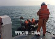 Tìm kiếm 4 thuyền viên mất tích trên vùng biển Côn Đảo