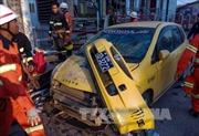Đánh bom ở thủ đô Myanmar, 13 người thương vong