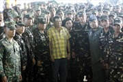 Tổng thống Philippines muốn cử binh sĩ tới Trung Quốc để tạo 'cân bằng'