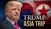 Tổng thống Trump đưa Mỹ trở lại châu Á