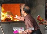 Phật giáo hướng đồng bào, phật tử loại bỏ mê tín dị đoan, không đốt vàng mã