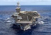 Khám phá sức mạnh tàu sân bay hạt nhân Mỹ cập cảng Việt Nam