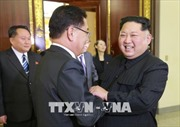 Triều Tiên cam kết không sử dụng vũ khí hạt nhân tấn công Hàn Quốc