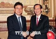 Đẩy mạnh hiệu quả hợp tác giữa TP Hồ Chí Minh và tỉnh Gyeongsangbuk, Hàn Quốc