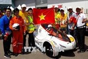 Đại học Lạc Hồng - Đồng Nai vô địch cuộc thi xe tiết kiệm nhiên liệu châu Á