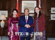 Thủ tướng Nguyễn Xuân Phúc hội đàm với Thủ tướng New Zealand