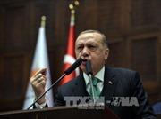 Thổ Nhĩ Kỳ tuyên bố sẽ 'quét sạch' các tay súng người Kurd ở miền Bắc Iraq