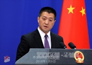 Trung Quốc hoan nghênh quyết định ngừng thử hạt nhân của Triều Tiên