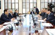 Triều Tiên đàm phán bán chính thức với Mỹ, Hàn Quốc tại Phần Lan