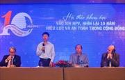 Hành trình 10 năm chặn đứng ung thư cổ tử cung tại Việt Nam