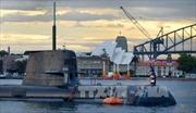 Australia, New Zealand, Mỹ và Anh kết thúc tập trận hải quân