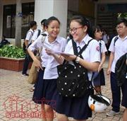 TP Hồ Chí Minh công bố lịch thi tuyển sinh vào lớp 10
