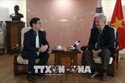 Đại sứ Việt Nam tại Hàn Quốc: Tương lai quan hệ Việt – Hàn sẽ tiếp tục tươi sáng hơn nữa
