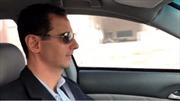 Tổng thống Syria tự mình lái xe vào 'chảo lửa' Đông Ghouta