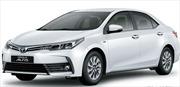 Toyota Việt Nam triệu hồi xe Corolla Altis do lỗi giảm xóc