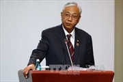 Tổng thống Myanmar bất ngờ từ chức