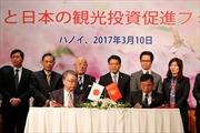 Thúc đẩy, thu hút nguồn vốn đầu tư từ Nhật Bản vào Hà Nội