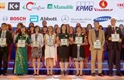 Manulife Việt Nam – nơi làm việc tốt nhất ngành bảo hiểm 2017