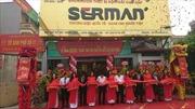 Khai trương Trung tâm nội thất và vật liệu xây dựng Serman Việt Nam