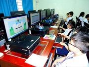 Khoảng 15.000 học sinh đăng ký tham gia vòng chung kết Violympic