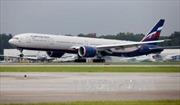 Nga yêu cầu Anh giải thích lý do lục soát máy bay Aeroflot