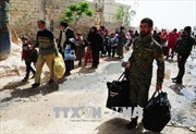 Syria: Nga đạt thỏa thuận sơ tán dân thường khỏi 'hang ổ cuối cùng' Douma