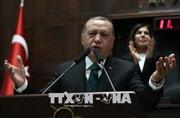 Israel và Thổ Nhĩ Kỳ đầu khẩu về tình hình bạo lực tại Dải Gaza