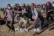 Bạo lực tiếp diễn tại Dải Gaza, hàng chục người thương vong