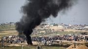 Xung đột đẫm máu tại Dải Gaza