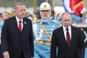 Mục đích sâu xa Nga giúp Thổ Nhĩ Kỳ xây nhà máy điện hạt nhân, cấp tên lửa S-400