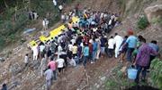 Ấn Độ: Thêm nhiều người thiệt mạng trong vụ tai nạn xe buýt chở học sinh