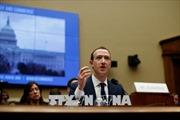 Vụ bê bối dữ liệu của Facebook: 10 giờ trên 'ghế nóng' của CEO M.Zuckerberg