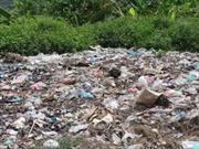 Khó khăn trong xử lý rác thải ở Bắc Kạn