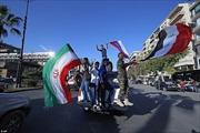 Syria công bố ảnh cuộc sống trở lại bình thường tại Damascus sau đòn không kích