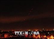 Syria bắn hạ tên lửa tấn công Homs