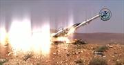 Syria tung video khoe hệ thống phòng không vừa bắn hạ tên lửa Mỹ