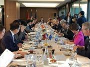 Việt Nam và Pháp chia sẻ kinh nghiệm xây dựng Chính phủ điện tử