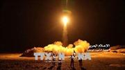 Saudi Arabia đánh chặn tên lửa đạn đạo của phiến quân Huthi bắn từ Yemen